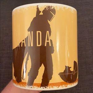 Large The Mandelorian Mug